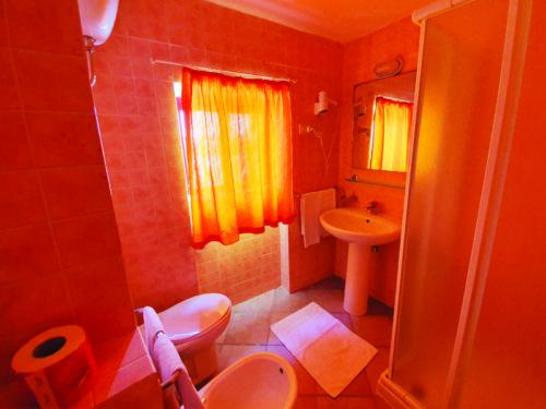 Hotel nel centro storico di Vieste sul Gargano - Hotel Punta San Francesco - bagno