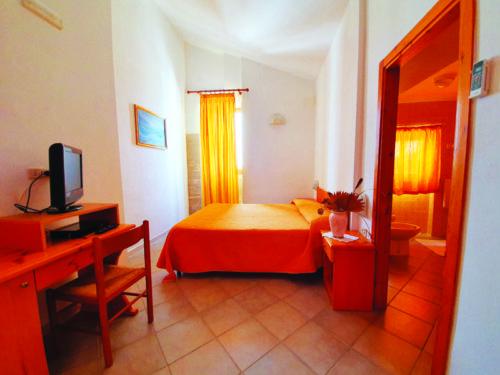 Hotel nel centro storico di Vieste sul Gargano - Hotel Punta San Francesco - camera