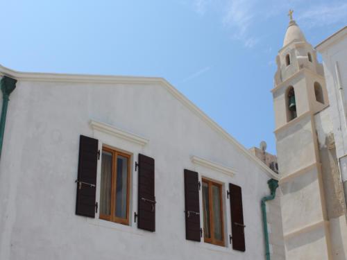 Hotel nel centro storico di Vieste sul Gargano - Hotel Punta San Francesco - esterni - 03