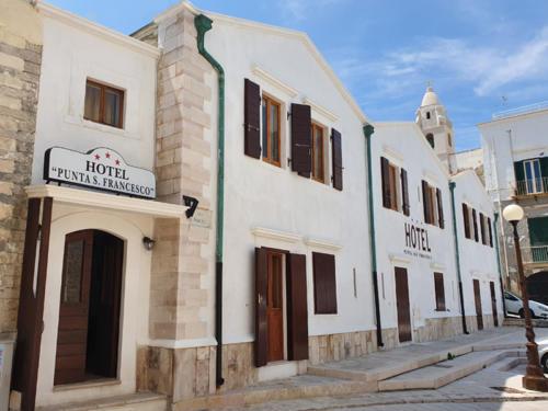 Hotel nel centro storico di Vieste sul Gargano - Hotel Punta San Francesco - esterni - 10